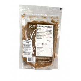 Cukier MUSCOVADO BIO 300g Dragon Superfood